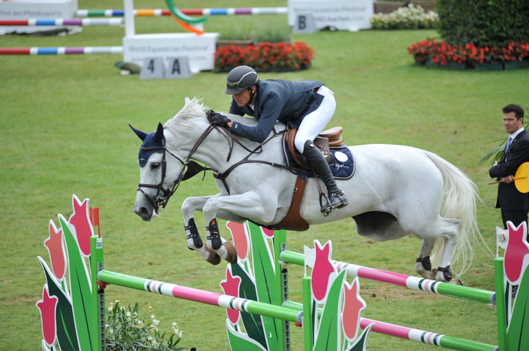 Winner of CHIO Aachn Grand Prix
