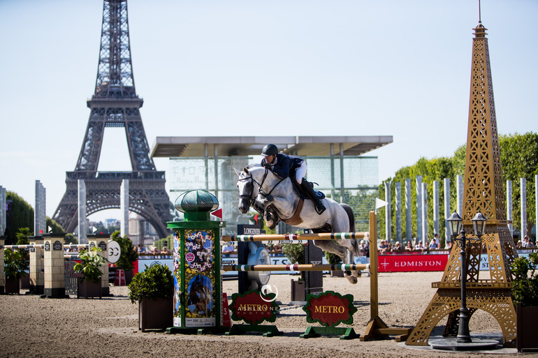MJT Nevados - GCL Paris, 2nd round