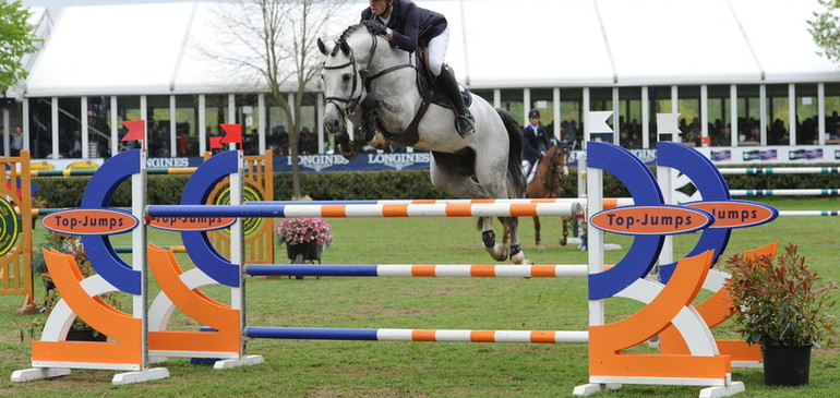 Flashback on the CSIO Hickstead