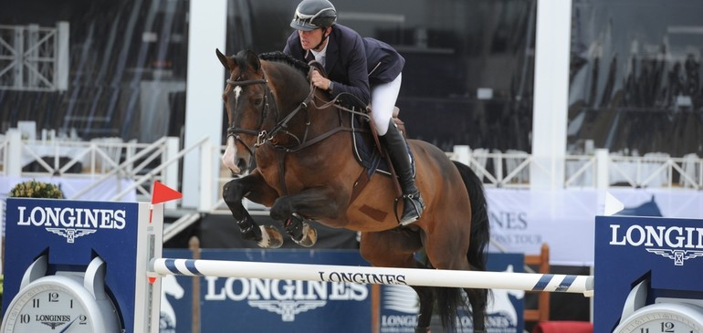 3 victory for Gregory during the CSI 3* of Opglabbeek